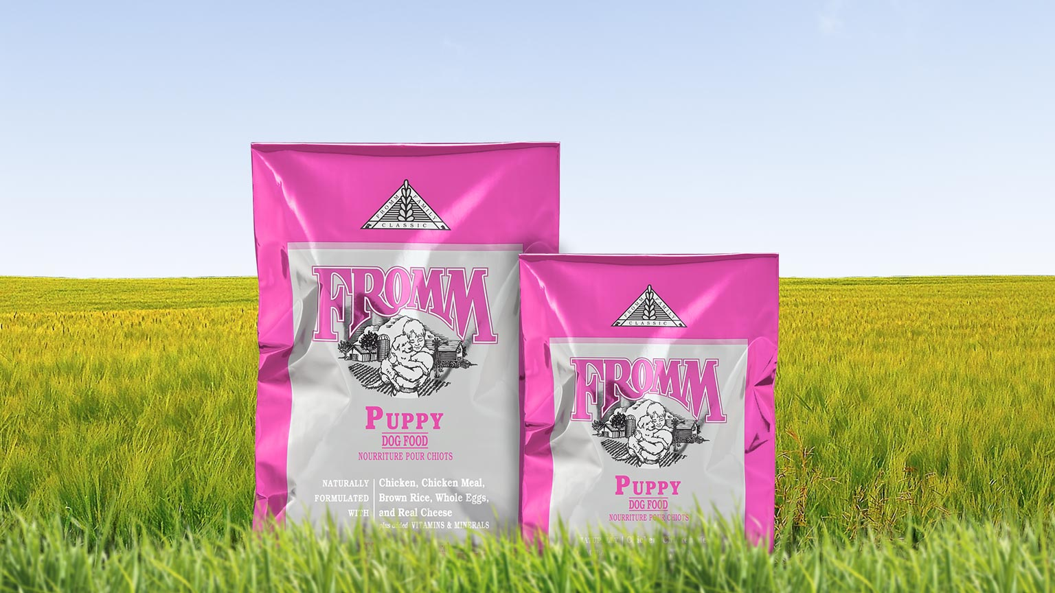 Fromm Classic Puppy Dog Food Gofromm Com Fromm Pet