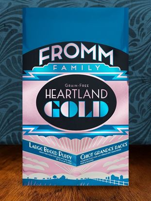 Fromm Family Heartland Gold® Large Breed Puppy Food for Dogs
