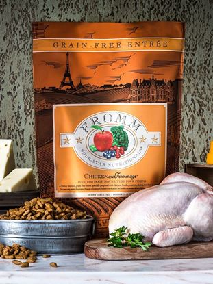 Fromm Four-Star Nutritionals® Chicken Au Frommage™ Food for Dogs