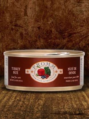Fromm Four-Star Nutritionals® Turkey Pâté Food for Cats