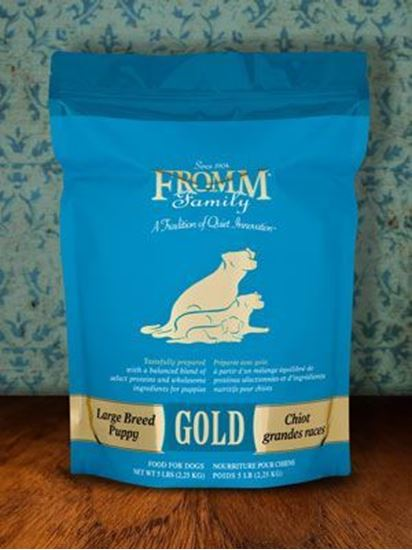 Large Breed Puppy Gold Dog Food