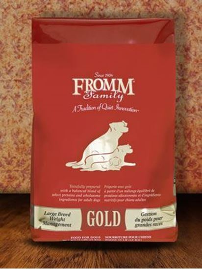 Fromm Family Large Breed Weight Management Gold Food for Dogs