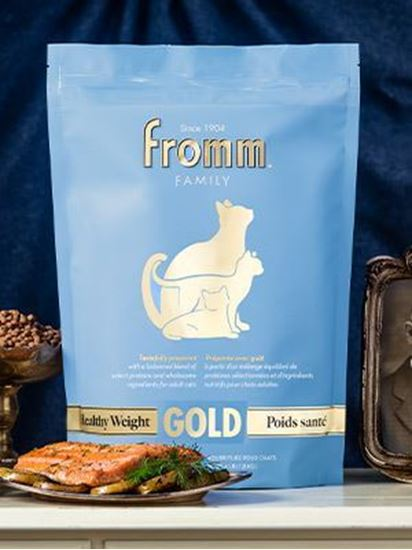 Fromm Family Healthy Weight Gold Food for Cats