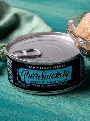 Fromm® Family Recipes PurrSnickety ™ Salmon Pâté Food for Cats